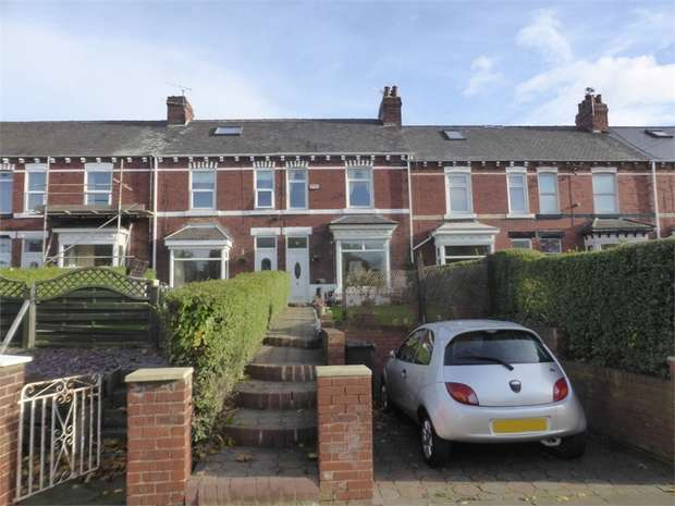 3 Bedrooms Terraced House for sale in Church Lane, Eston, Middlesbrough, North Yorkshire
