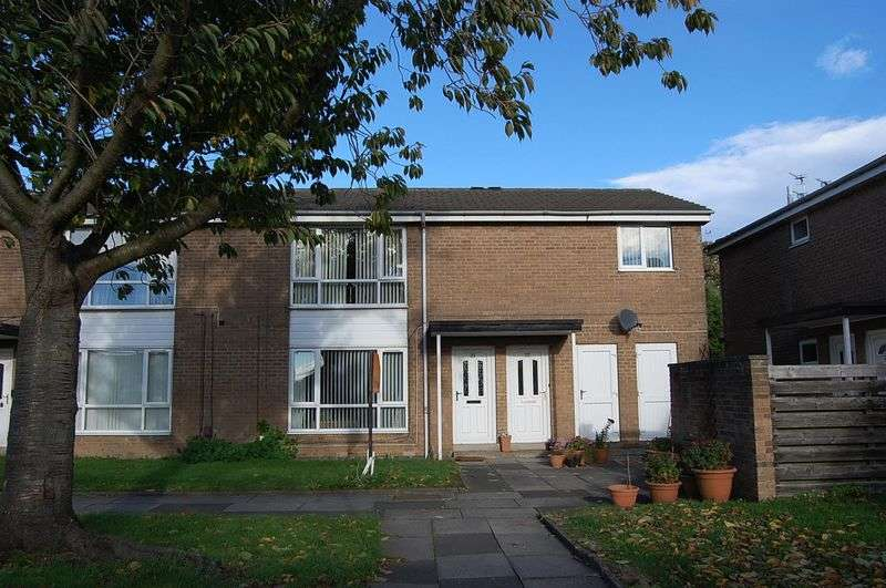1 Bedroom Flat for sale in ** HOT PROPERTY ** Barmouth Close, Wallsend
