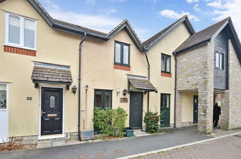 2 Bedrooms Terraced House for sale in Ipplepen