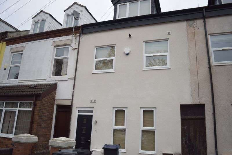 8 Bedrooms Terraced House for rent in Students 8 Bed All En-Suite - rent includes all bills