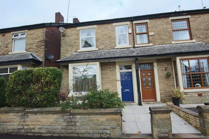 3 Bedrooms Semi Detached House for sale in Edenfield Road, Passmonds, Rochdale OL11 5AG