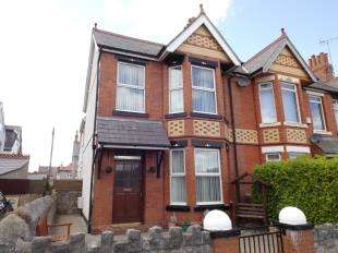 4 Bedrooms Semi Detached House for sale in Trevor Road, Colwyn Bay, Conwy, LL29