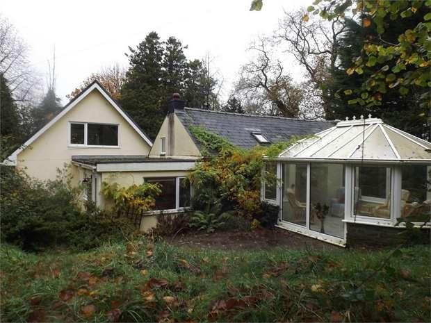 4 Bedrooms Detached House for sale in Carmarthen, Llangynog, Carmarthen