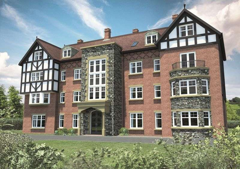 2 Bedrooms Flat for sale in New Manor, New Park Lane