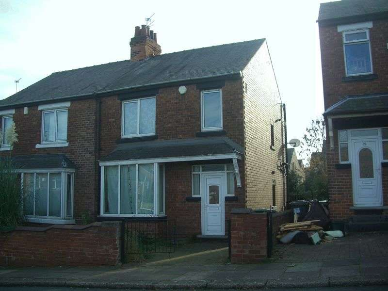 3 Bedrooms Semi Detached House for sale in Oakwood Road, Doncaster