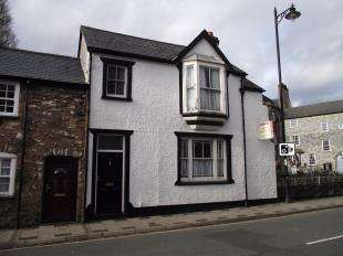 3 Bedrooms End Of Terrace House for sale in Bridge Street, Llanrwst, Conwy, LL26
