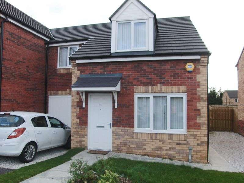 3 Bedrooms Semi Detached House for sale in Hillside Avenue, Liverpool