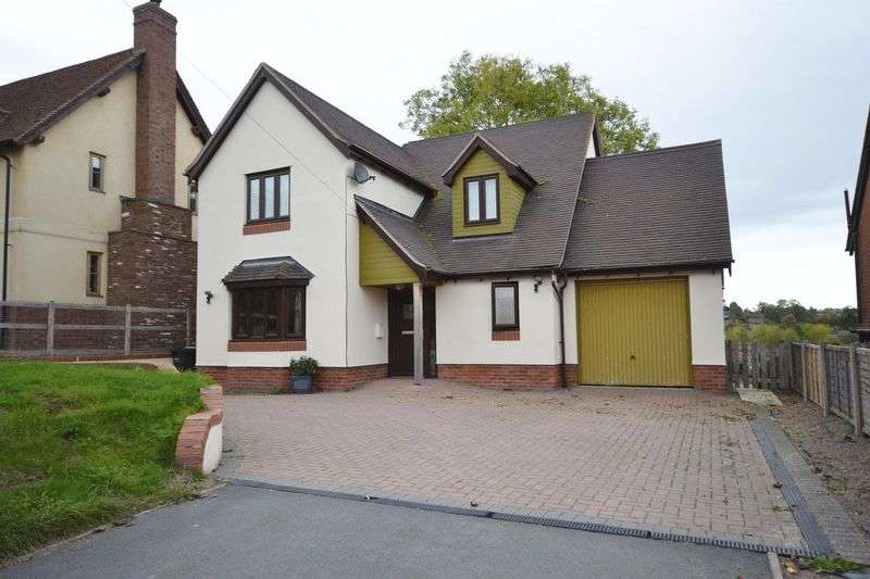 3 Bedrooms Detached House for sale in Kimbolton, Leominster