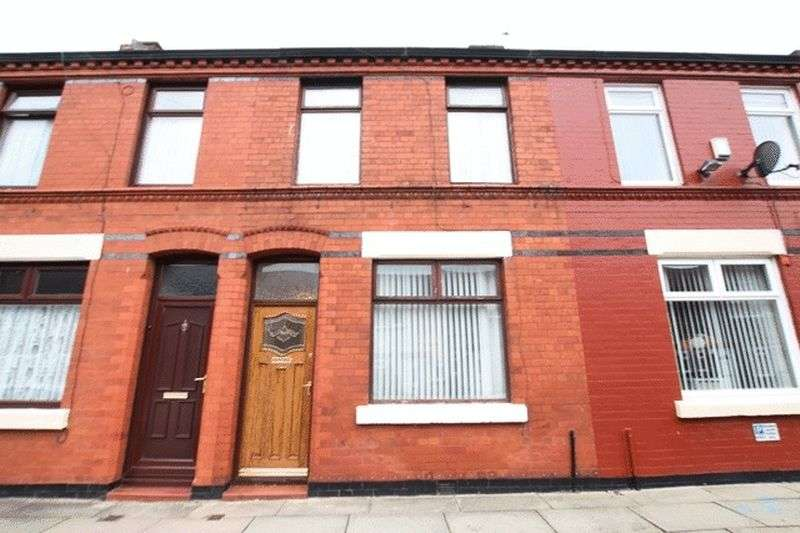 3 Bedrooms Terraced House for sale in Chesterton Street, Garston, Liverpool, L19