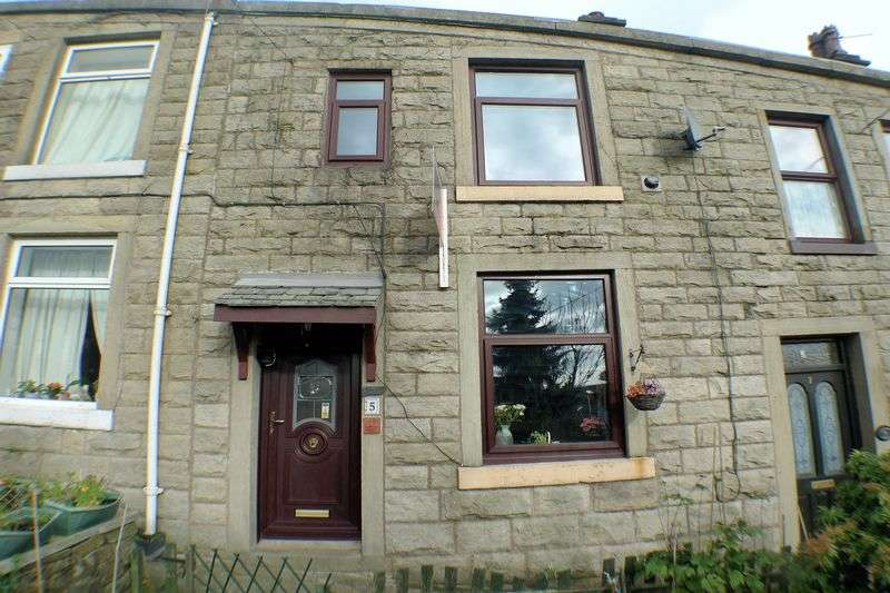 2 Bedrooms Cottage House for sale in Mount Street, Bury