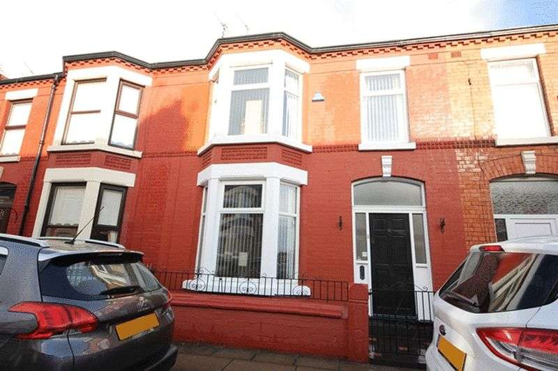 4 Bedrooms Terraced House for sale in Dudley Road, Mossley Hill, Liverpool, L18