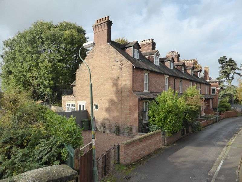 3 Bedrooms Terraced House for sale in Havelock Road, Shrewsbury