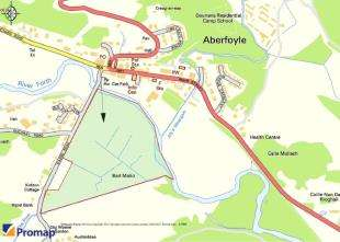 Land Commercial for sale in Manse Road, Aberfoyle