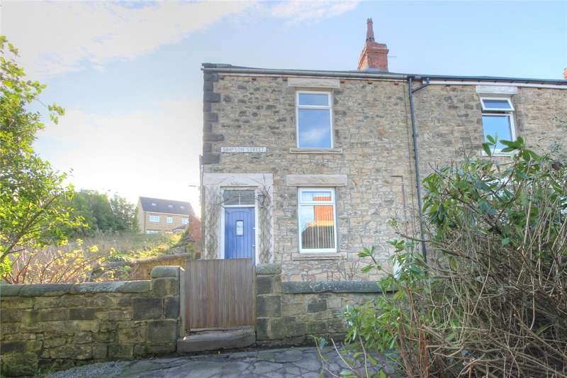 2 Bedrooms End Of Terrace House for sale in Simpson Street, Stanley, County Durham, DH9