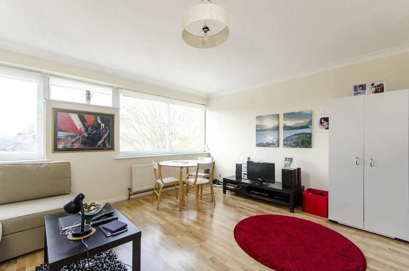 Studio Flat for sale in Ivy Court, Blackheath, SE3