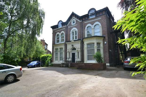 1 Bedroom Flat for sale in Ainsley House, 5 Cearns Road, Oxton, Merseyside