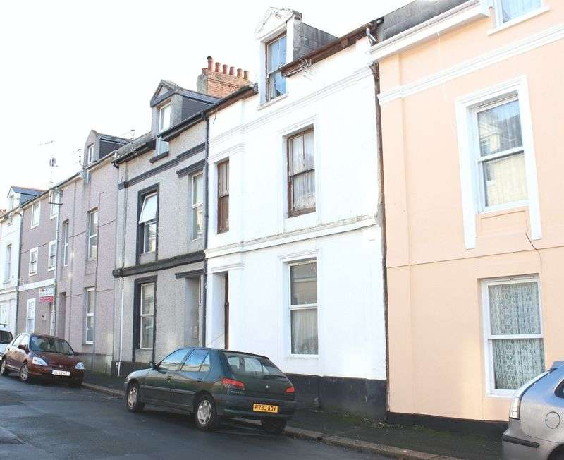 5 Bedrooms Terraced House for sale in Wolsdon Street, Central Plymouth