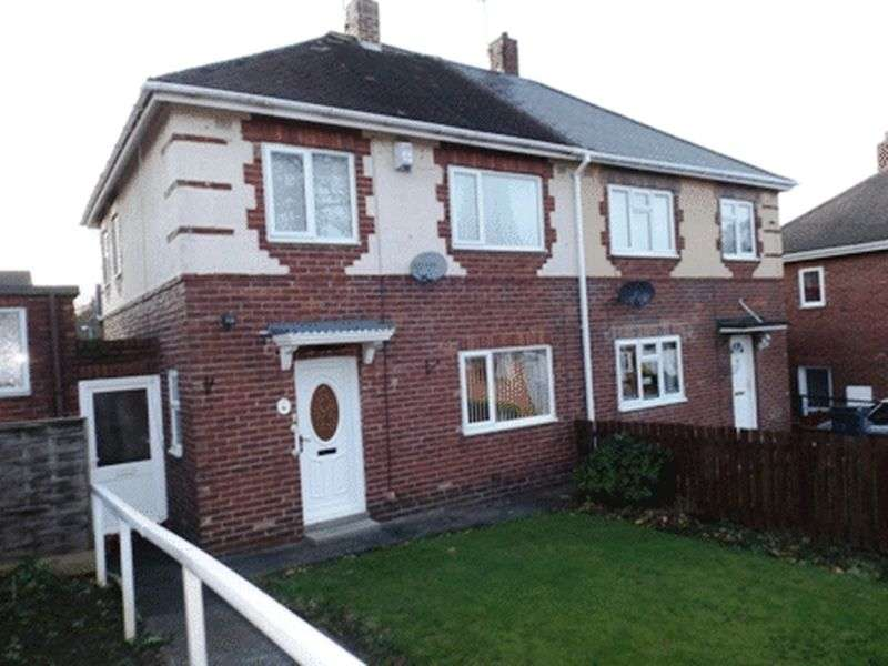 3 Bedrooms Semi Detached House for sale in West Avenue, Guidepost - Three Bedroom Semi Detached House