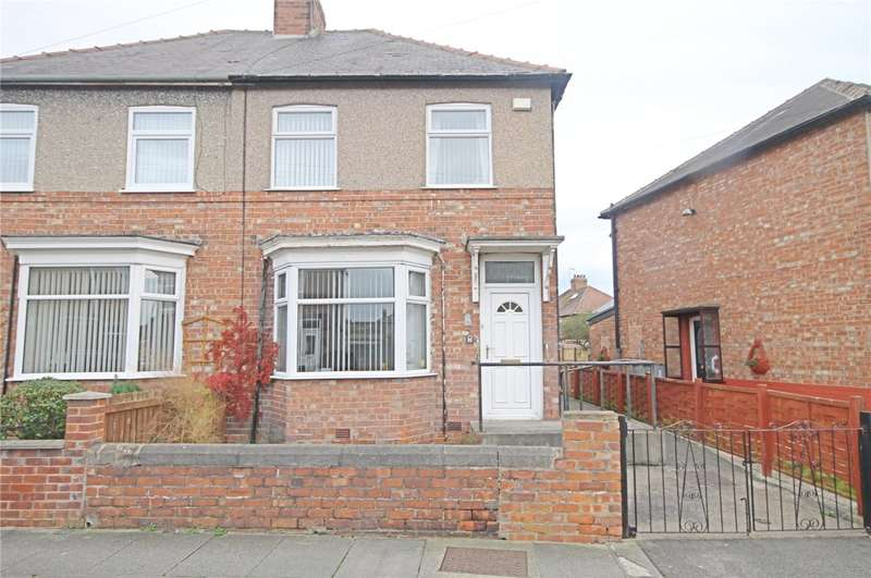 3 Bedrooms Semi Detached House for sale in Alwyn Road, Darlington, County Durham, DL3