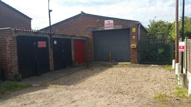 Garages Garage / Parking for sale in 2 Garages For Sale, Rykneld Court, Main Street, Branston
