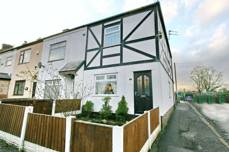 2 Bedrooms Terraced House for sale in Worsley Road North, Worsley Manchester