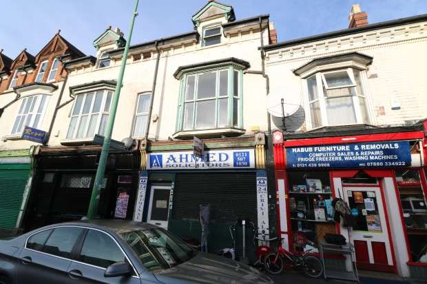 Commercial Property for sale in Villa Road, Hockley, B19