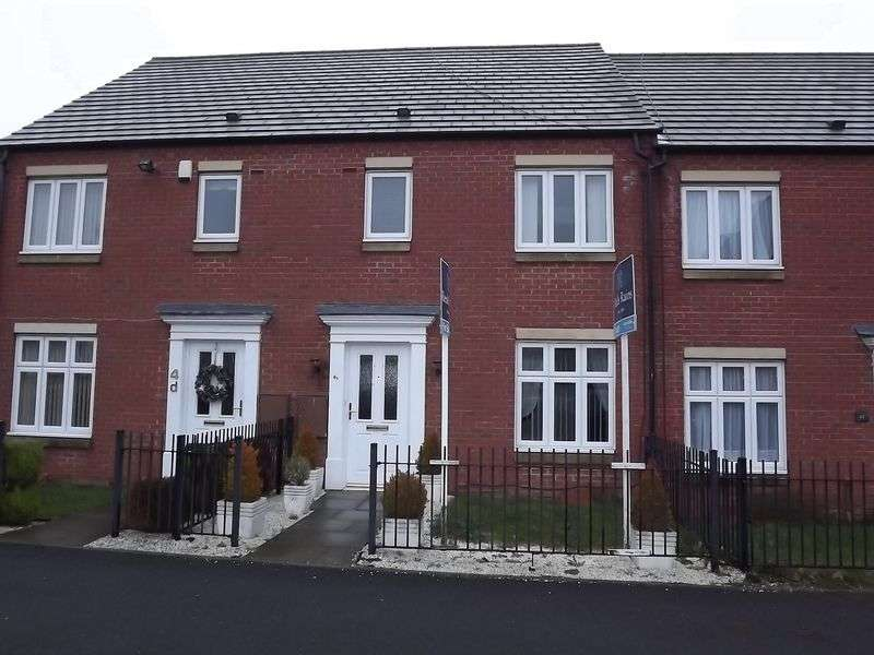 3 Bedrooms Terraced House for sale in Hardon Road, Wolverhampton