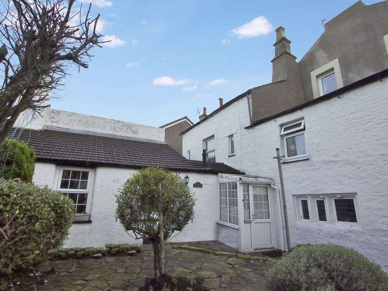 2 Bedrooms Cottage House for sale in Hest Bank Lane, Hest Bank, Lancaster