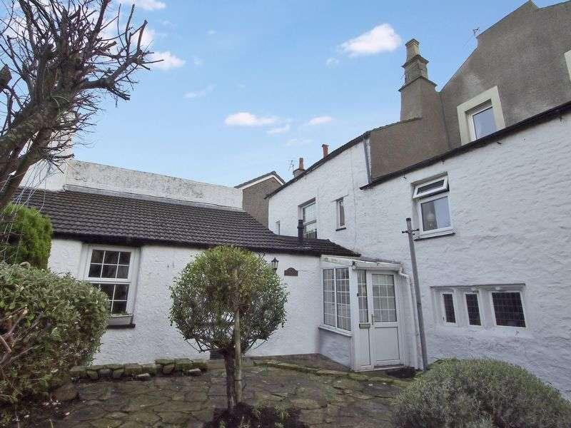 2 Bedrooms Cottage House for sale in Hest Bank Lane, Hest Bank, Lancaster