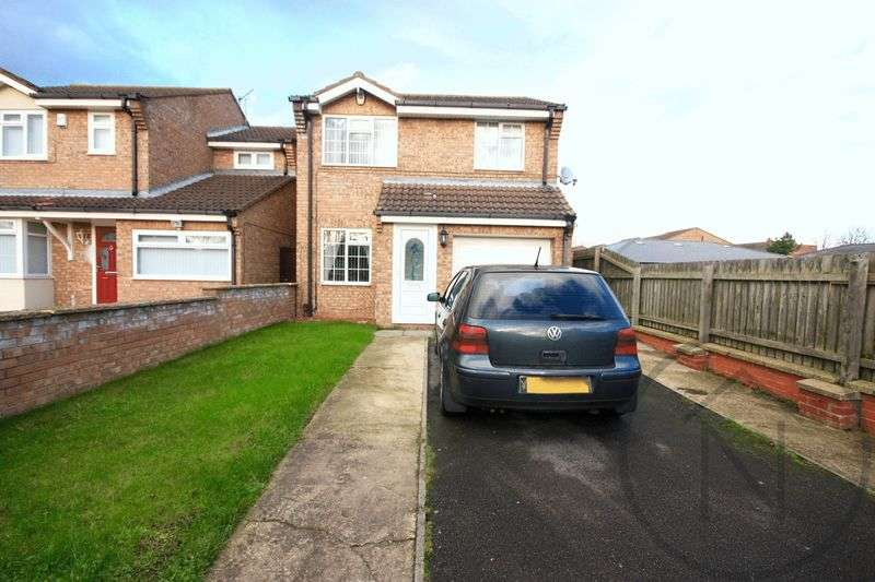 3 Bedrooms Detached House for sale in Smithfield Road, Darlington