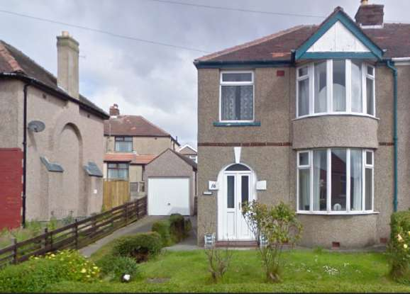3 Bedrooms Semi Detached House for sale in Ingleborough Road, Lancashire, LA1 2TB