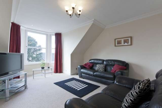 2 Bedrooms Flat for sale in Keir Street, Bridge of Allan, Stirling, FK9 4NR
