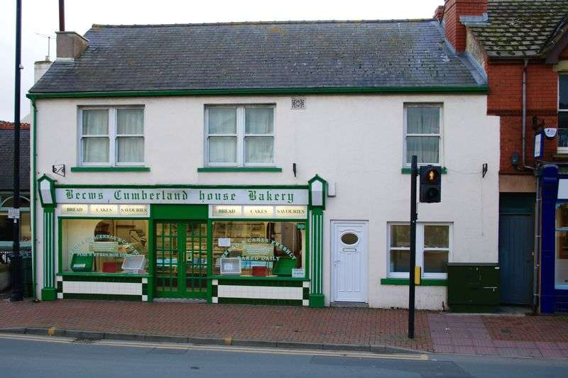 2 Bedrooms Commercial Property for sale in Market Street, Abergele