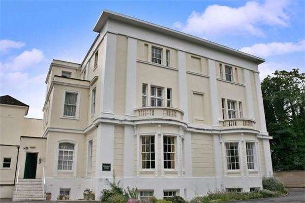 2 Bedrooms Flat for sale in Park Place, CHELTENHAM, Gloucestershire, GL50 2RA