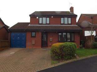 4 Bedrooms Detached House for sale in Harpenden Drive, Coventry, West Midlands