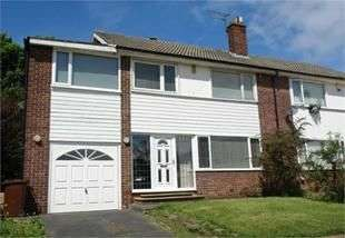 4 Bedrooms Semi Detached House for rent in Sheldon Grove, Gosforth