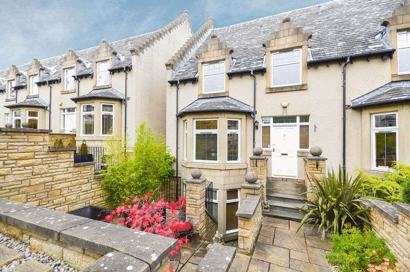 4 Bedrooms Terraced House for sale in 15 Easter Steil, Greenbank, Edinburgh, EH10 5XE