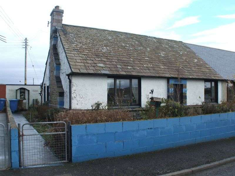 3 Bedrooms Semi Detached Bungalow for sale in 2 New House, Geise, Thurso, KW14 8XJ