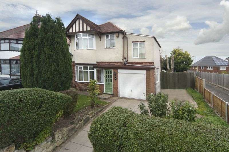 4 Bedrooms Detached House for sale in Lodge Road, Oxley,WOLVERHAMPTON
