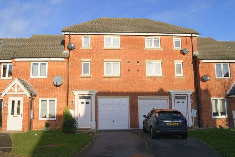 3 Bedrooms Terraced House for sale in Atlantic Place, Grantham