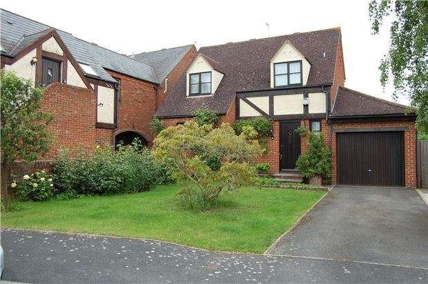 3 Bedrooms Detached House for sale in Furlong Lane, Bishops Cleeve, CHELTENHAM, Gloucestershire, GL52 8NL