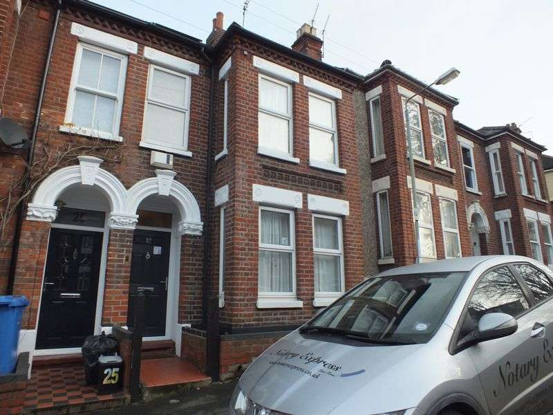 3 Bedrooms Terraced House for sale in Chalk Hill Road, NR1