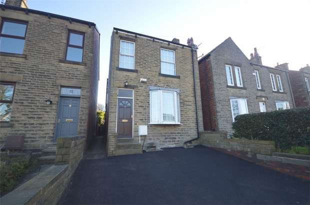 3 Bedrooms Detached House for sale in Spring Grove, Clayton West, Huddersfield, West Yorkshire