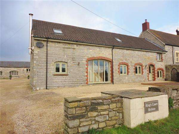 4 Bedrooms Barn Conversion Character Property for sale in The Great Barn, Kings Court, Bishton