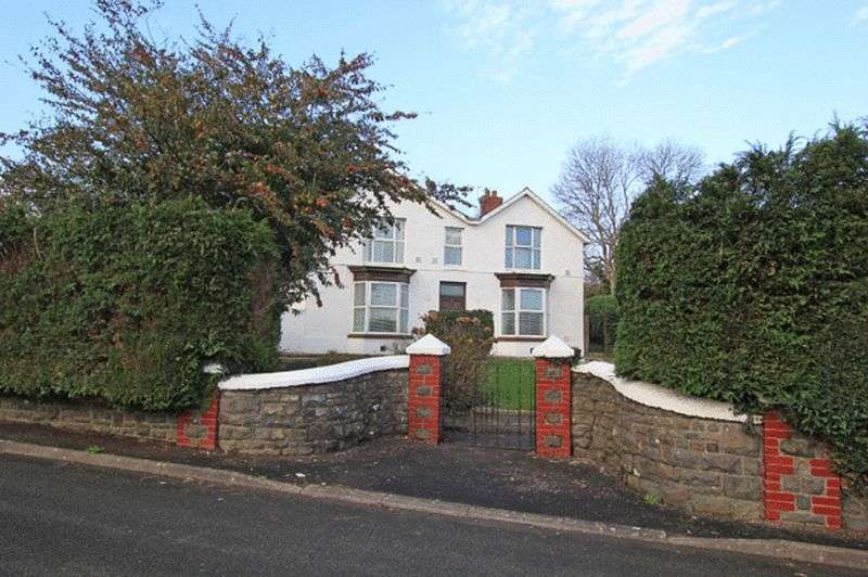 5 Bedrooms Detached House for sale in TRAVELLER'S REST, CARMARTHEN