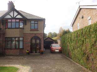3 Bedrooms Semi Detached House for sale in Denbigh Road, Ruthin, Denbighshire, LL15