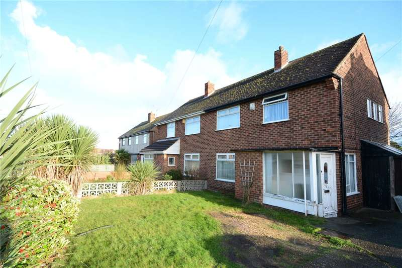 3 Bedrooms Semi Detached House for sale in Reeds Lane, Moreton, Wirral