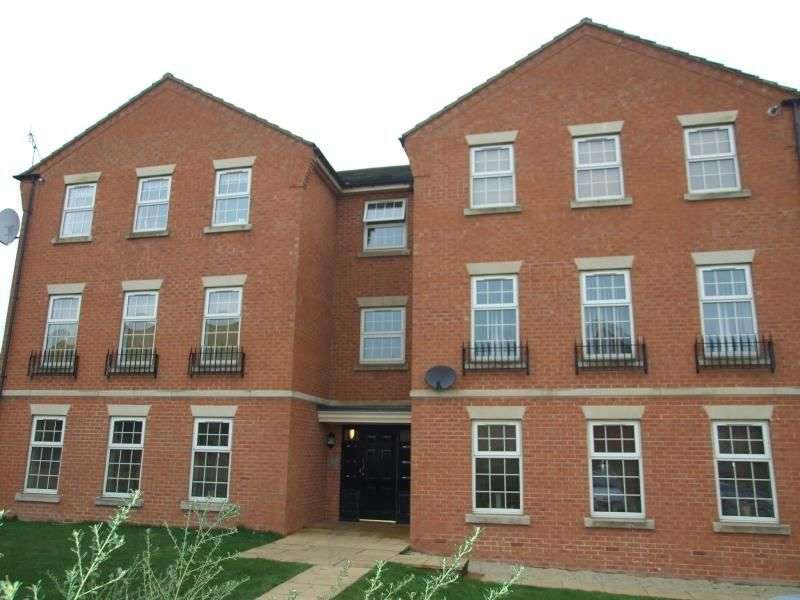2 Bedrooms Flat for sale in Bretton Close, Brierley, Barnsley, S72