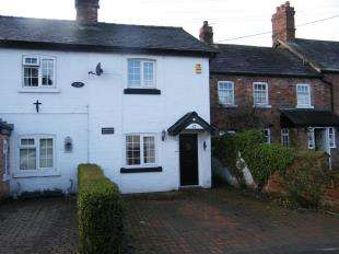 2 Bedrooms End Of Terrace House for sale in Hill Top Road, Acton Bridge, Northwich, Cheshire