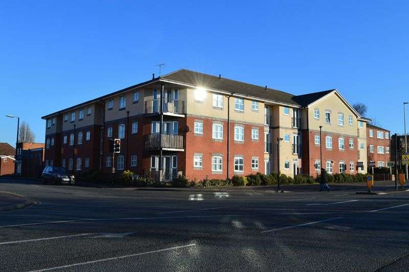 2 Bedrooms Flat for sale in Old Meeting Street, West Bromwich